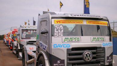 Photo of Copa Truck = Paulo Salustiano (R9 Competições/SFI CHIPS) acelera neste fim de semana, em Goiânia
