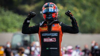 Photo of F2 – Felipe Drugovich comemora segunda vitória em sua temporada de estreia na Fórmula 2