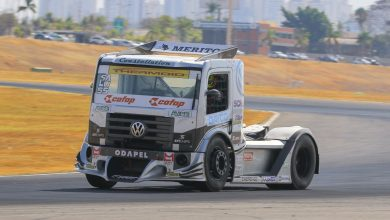 Photo of Truck – Paulo Salustiano (R9 Competições/SFI CHIPS) vence, neste domingo, na Copa Truck