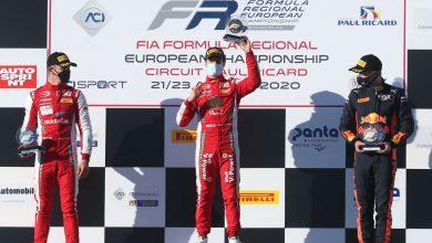Photo of Formula Regional – Gianluca Petecof vence em Paul Ricard e amplia liderança na Fórmula Regional Europeia