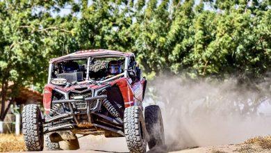 Photo of Rally – No 1º dia do Rally Jalapão, Bianchini Rally/Power Husky encarou 300 km em piso de areia e terra