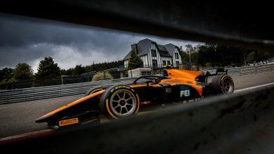 Photo of Fórmula 2 – Samaia tem pouca rodagem na Bélgica, mas conclui corrida deste domingo
