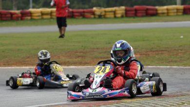 Photo of Kart – Giovana Marinoski satisfeita com sua  participação no Open do Sul-Brasileiro