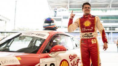Photo of Porsche Cup – Lico Kaesemodel coloca a Shell na pole da Porsche Cup