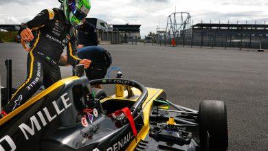 Photo of F-Renault Eurocup – Collet é 6º na corrida 1 e busca recuperação neste domingo largando da 1ª fila