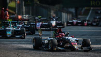 Photo of F3 – Enzo Fittipaldi brilha em Monza na F3 e lidera prova até sofrer toque e pneu furar