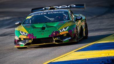 Photo of Super Trofeo – Após duas vitórias, Leo Lamelas segue na disputa do título do Lamborghini Super Trofeo nos EUA