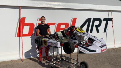 Photo of Kart – Júlia Ayoub estreia no Europeu de Kart de olho em vaga na Academia da Ferrari