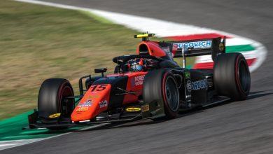 Photo of F2 – Felipe Drugovich larga em 5º na primeira prova da Fórmula 2 e celebra bom dia de estreia em Mugello