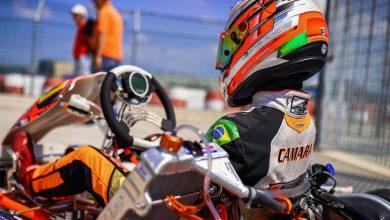 Photo of Kart – Rafael Câmara termina em 2º na Alemanha e fecha Campeonato Europeu de Kart no top-5