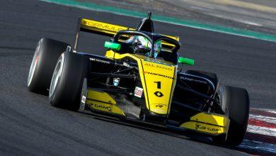 Photo of F-Renault Eurocup – Após vitória no sábado, Collet fecha etapa em Magny-Cours com mais um pódio