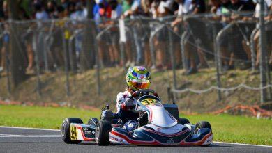 Photo of Kart – Em Siena, Miguel Costa segue impressionando em estreia na Júnior no Italiano de Kart