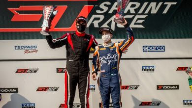 Photo of Sprint Race – Pedro Ferro e Thiago Camilo venceram na GT Sprint Race