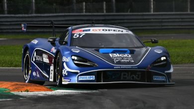 Photo of GT Open – Problemas na McLaren tiram Chris Hahn da briga pelo pódio em estreia na categoria PRO