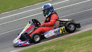 Photo of Kart – Motivada, Giovana Marinoski disputa 1ª etapa da Copa SPR