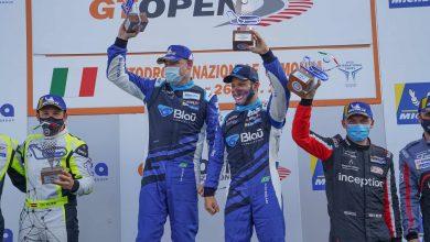 Photo of GT OPen – Com pódio e vitória em Monza, Marcelo Hahn assume a liderança a GT Open