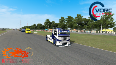 Photo of Truck Virtual – Elisio Netto e Volkswagen assumem liderança da Copa Truck Virtual da Vorc Series
