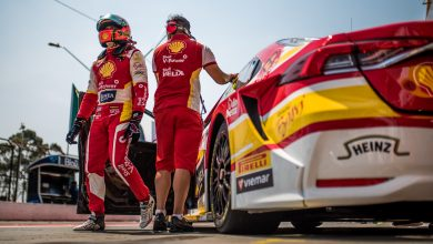 Photo of Stock Car – Em Cascavel, Shell mira a liderança do campeonato da Stock Car com Ricardo Zonta