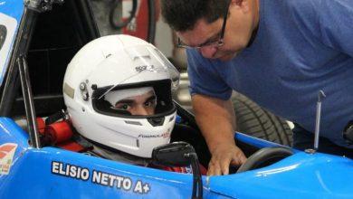 Photo of FVee – Piloto Elisio Netto faz bonito na Formula Fvee e ainda com a  Copa Truck virtual
