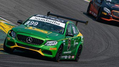 Photo of Mercedes Challenge – Vitória na estreia de Vinny Azevedo em interlagos