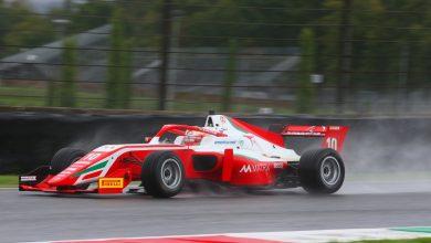 Photo of F3 Regional –  Gianluca Petecof sobe duas vezes ao pódio em Mugello pela Fórmula 3 Regional Europeia