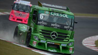 Photo of Truck – Wellington Cirino abre sexta-feira com o melhor tempo em Cascavel
