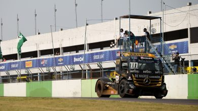 Photo of Truck – Valdeno Brito domina e vence as duas provas da etapa de Cascavel
