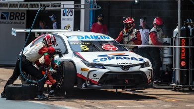 Photo of Stock Car – Com 8º e 6º lugar em Cascavel, Rafael Suzuki segue na briga pelo campeonato