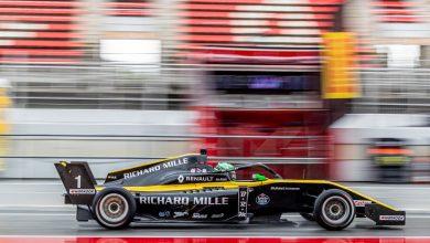 Photo of F-Renault Eurocup – Caio Collet encerra etapa em Barcelona com mais um pódio