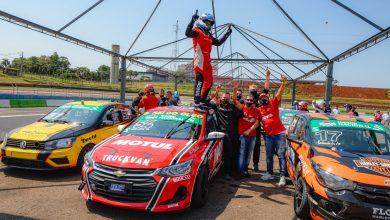 Photo of Turismo Nacional: Rafael Lopes vence três corridas em Cascavel