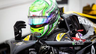 Photo of F-Renault Eurocup – Caio Collet chega confiante a Spa, pista onde conquistou seu melhor resultado em 2019