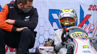 Photo of Kart – Miguel Costa é destaque no Mundial ROK em estreia na categoria Júnior