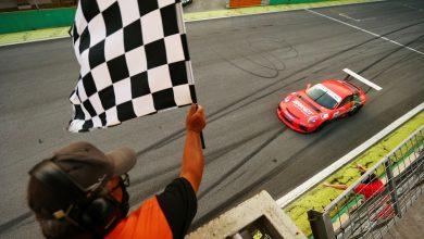 Photo of Porsche Cup – Miguel Paludo vence novamente em Interlagos e amplia liderança na Porsche Carrera Cup