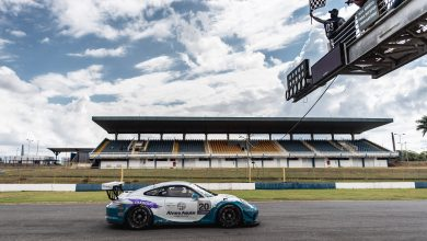 Photo of Endurance – Pedro Aguiar e Guilherme Salas conquistam 300 km de Goiânia na Porsche Endurance Series
