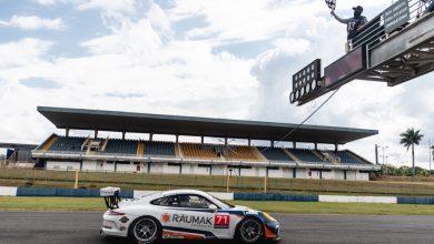 Photo of Endurance – Raphael Reis vence em Goiânia na sua volta para a Porsche Cup