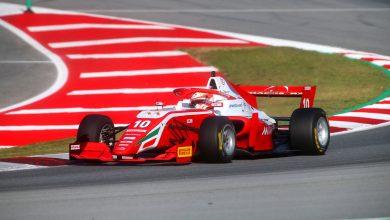 Photo of F3 – Na liderança da Fórmula 3 Regional Europeia, Gianluca Petecof tem fim de semana decisivo em Imola