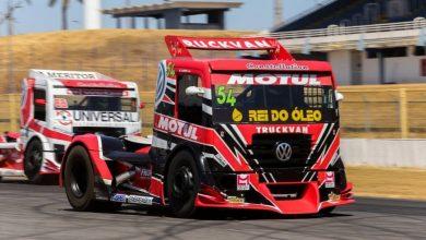 Photo of Truck – Rafael Lopes preparado para disputa da Copa Truck em Curitiba