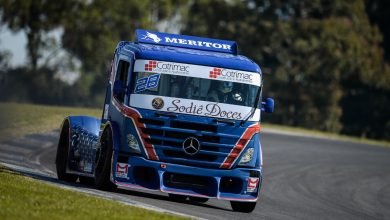 Photo of Truck – Danilo Dirani abre treinos na dianteira em Curitiba