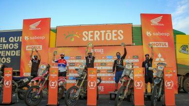 Photo of Rally – Sertões 2020 consagra campeões inéditos nos carros, motos e UTVs