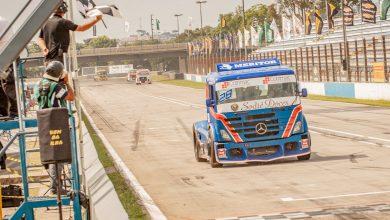 Photo of Truck – Com dois pódios em Curitiba, Danilo Dirani leva a PP MotorSport à grande final da Copa Truck