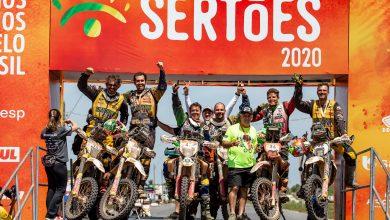Photo of Rally – Maurício Fernandes conquista o bicampeonato no Sertões pela equipe Husqvarna Brasil/Power Husky