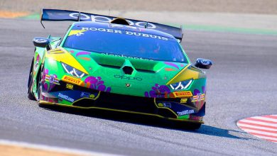 Photo of Super Trofeo – Vice-líder do Lamborghini Super Trofeo, Leo Lamelas compete por título na Pro-Am em Sebring