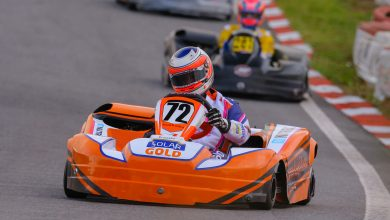 """Photo of Endurance de Kart – Rubens Barrichello crava pole position das 500 Milhas de Kart: """"Foi uma conquista em família"""""""