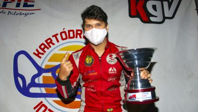 Photo of Kart – Alberto Otazú é campeão do SM Kart Competition