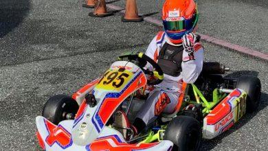 Photo of Kart – Enzo Vidmontiene lidera categoria Mini no SSKC após duas vitórias e duas poles em Ocala