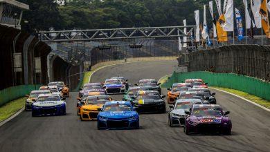 Photo of Sprint Race – GT Sprint Race: Em disputa eletrizante, Gerson Campos venceu a segunda corrida em São Paulo