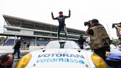 Photo of Porsche Cup – Enzo Elias e Cristian Mohr vencem na abertura da rodada final da Porsche Cup em Interlagos