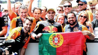Photo of MotoGP – Final da Moto GP em Portugal com vitória do Português Miguel Oliveira