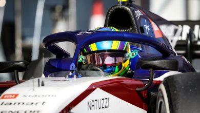 Photo of Fórmula 2 – Samaia se coloca entre os dez mais rápidos de teste pós-temporada no Bahrein