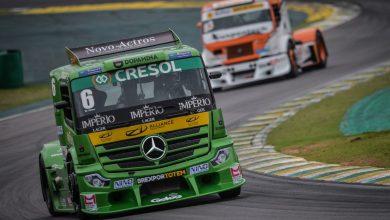 Photo of Truck – Cirino abre atividades da Grande Final na frente de Beto em Interlagos